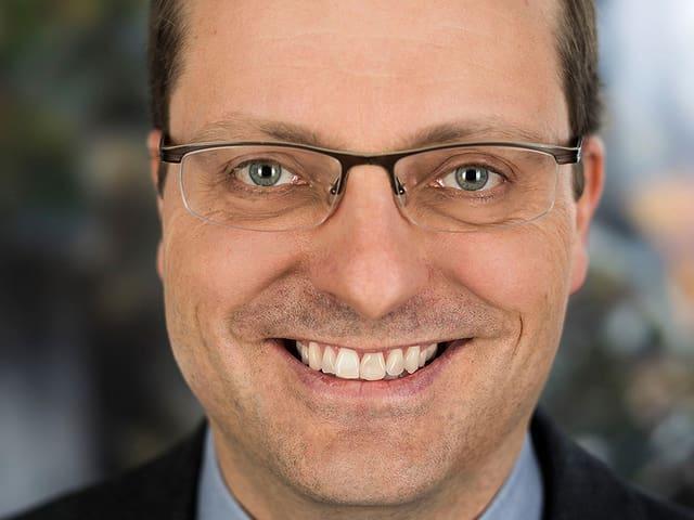 Portrait des Kandidaten der Grünen, Jürg Altwegg