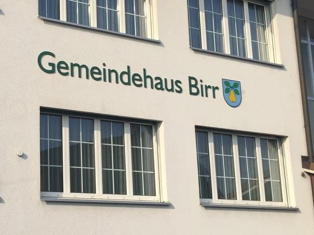 Gemeindehaus Birr