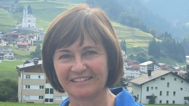 Gaby Thomann s'engascha per la tematica da demenza