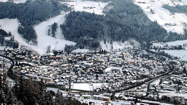 Schladming beheimatet die 42. Alpinen Ski-Weltmeisterschaften.