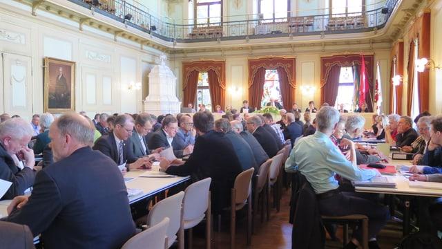 Thurgauer Kantonsparlament