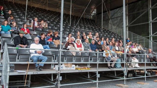 Impressiuns dal teater en il liber a Göschenen