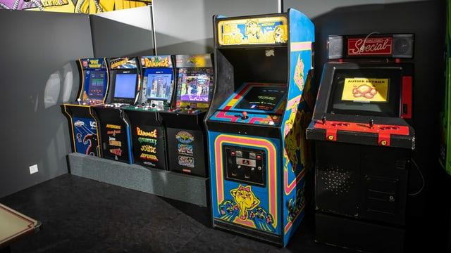 Pac-Man-Kasten