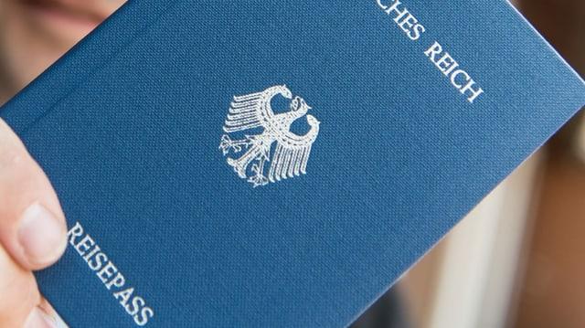 Reichsbürger sprechen BRD Staatlichkeit ab