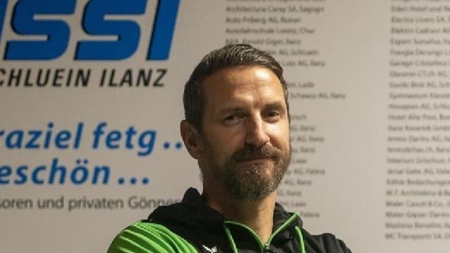 Ballape regiunal: David Caduff, schef da sport USSI – si u giu?