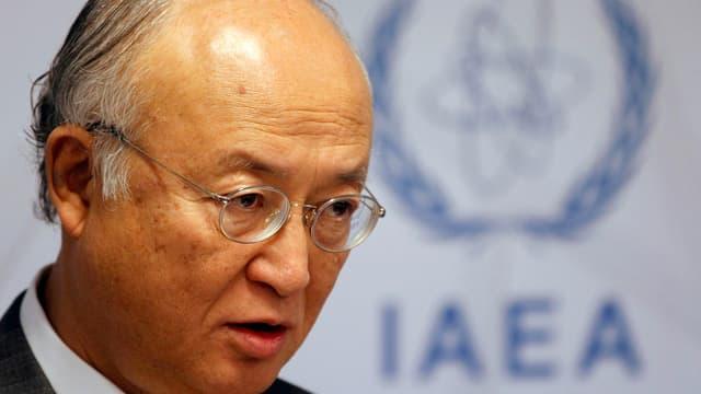 IAEA-Chef Amano