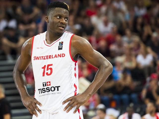 Die Schweiz muss gegen Island mit mindestens 21 Punkten Vorsprung gewinnen.