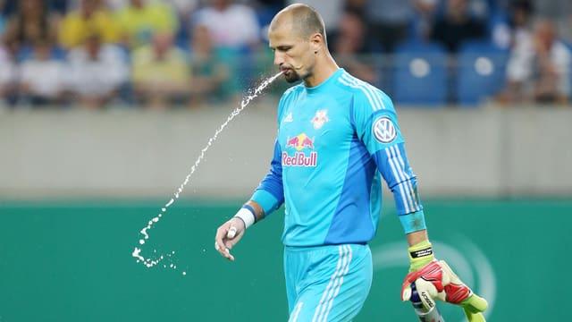 Fabio Coltorti lässt Wasser aus dem Mund laufen