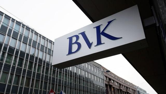 Firmenlogo der BVK