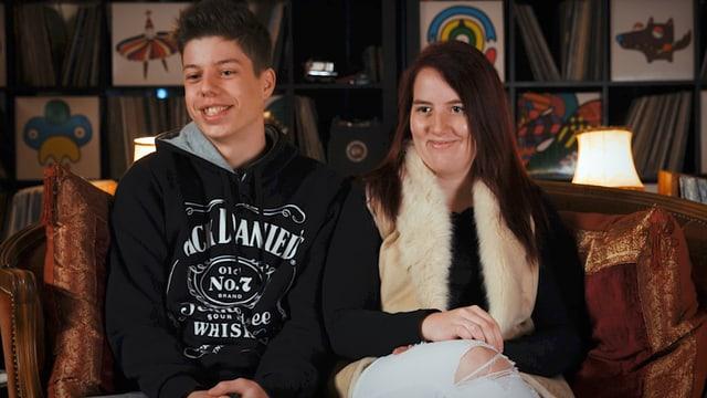 Video «Marco & Linda» abspielen