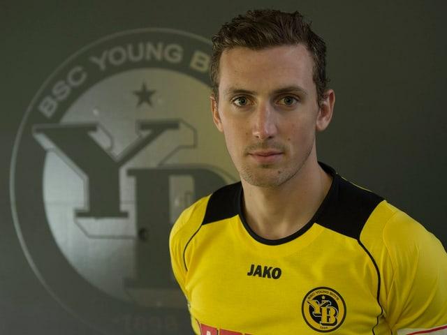Alexander Gerndt fehlt YB in den nächsten Wochen.