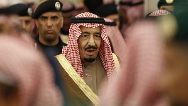 Saudi-Arabiens König Salman.