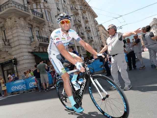 Dopingfall vor über 5 Jahren - UCI sperrt Petacchi für zwei Jahre