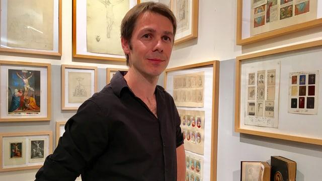 Portrait von Heinz Nauer