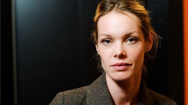 Portrait der Schauspielerin Mona Petri