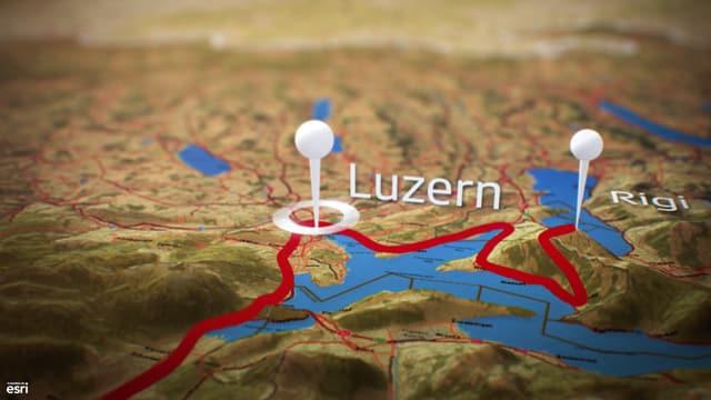 Video «Live aus Luzern, Mutprobe am Pilatus» abspielen