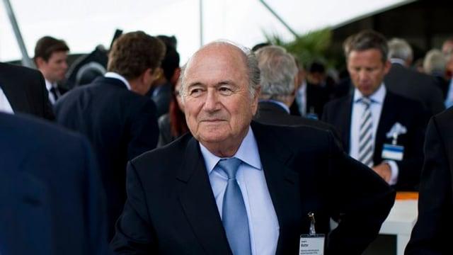La Procura publica ha avert ina procedura penala cunter il president da la FIFA, Joseph Blatter.
