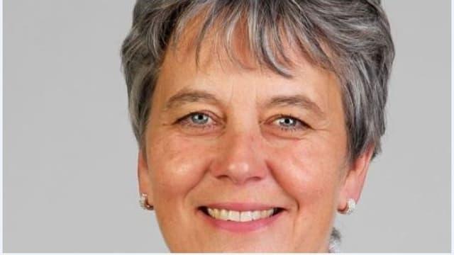 Landratspräsidentin Daniela Gaugler.
