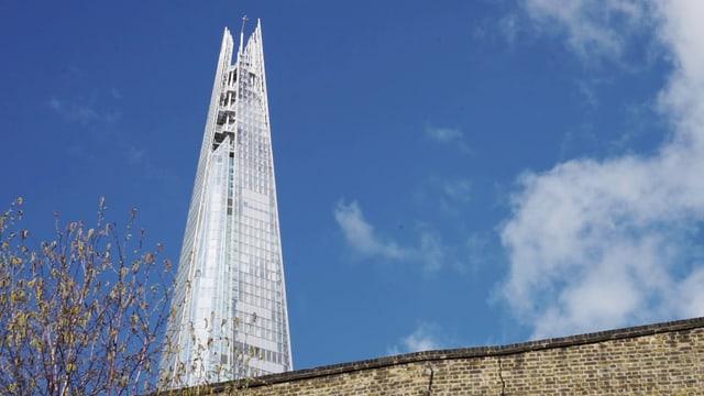 Video «Faszination Wolkenkratzer: The Shard London (2/4)» abspielen