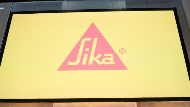 Sika-Firmenemblem