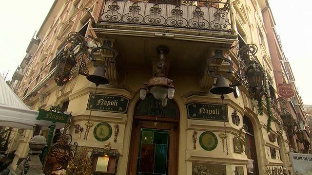 Video «Ristorante Napoli (Stadt Zürich) - Tag 5» abspielen