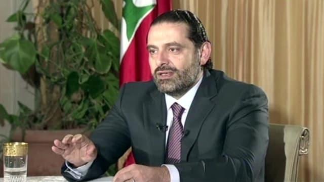 Libanons Ministerpräsident Saad Hariri im Interview.