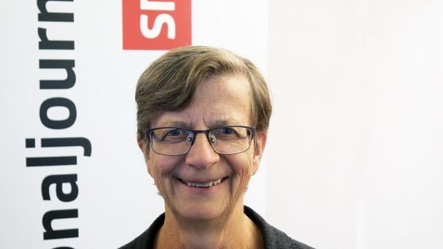 Porträt von Regula Meschberger