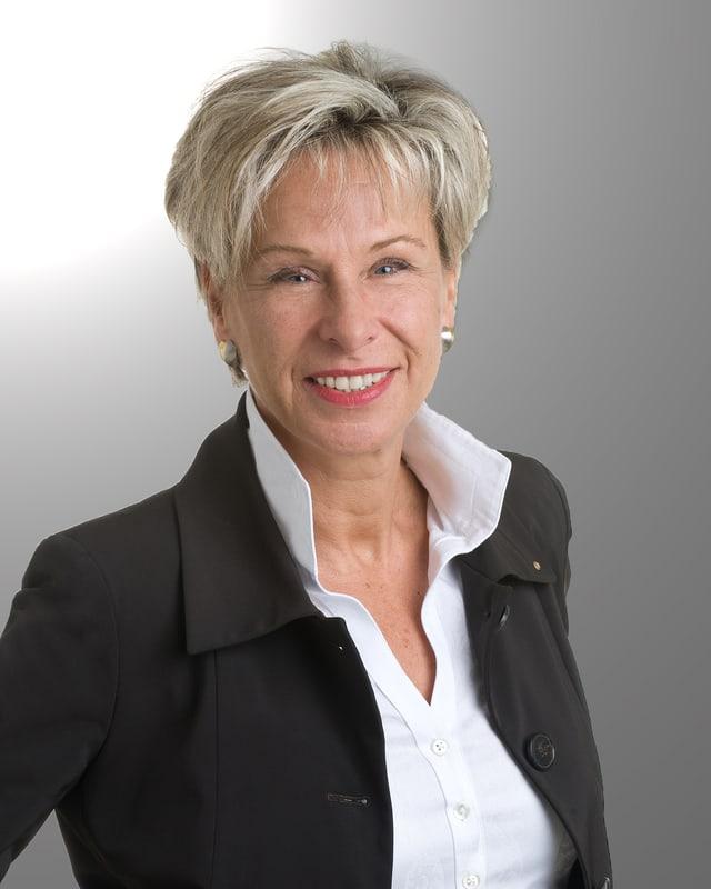 Rosmarie Widmer Gysel.