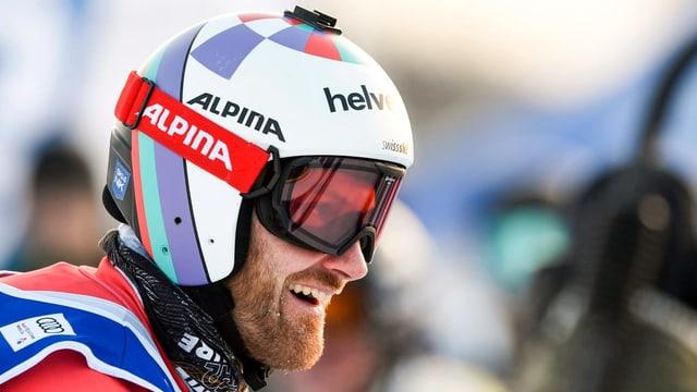 Il sportist da skicross Alex Fiva