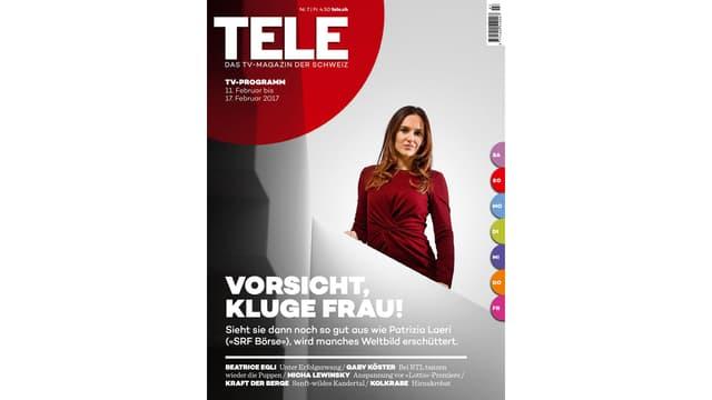 Tele-Titelseite