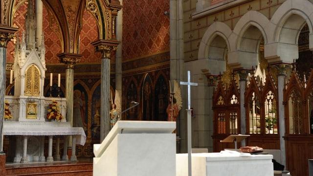 Bild Kirchenaltar