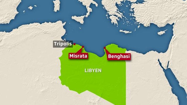 Haftar – Herrscher über den Osten Libyens