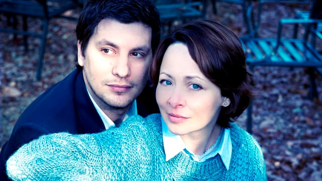 Ludmila Berlinskaia und Arthur Ancelle