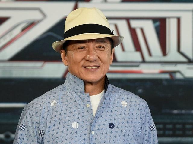 Jackie Chan: 59 Mio. Franken.