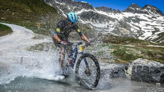 Impressiun Engadin Bike Giro