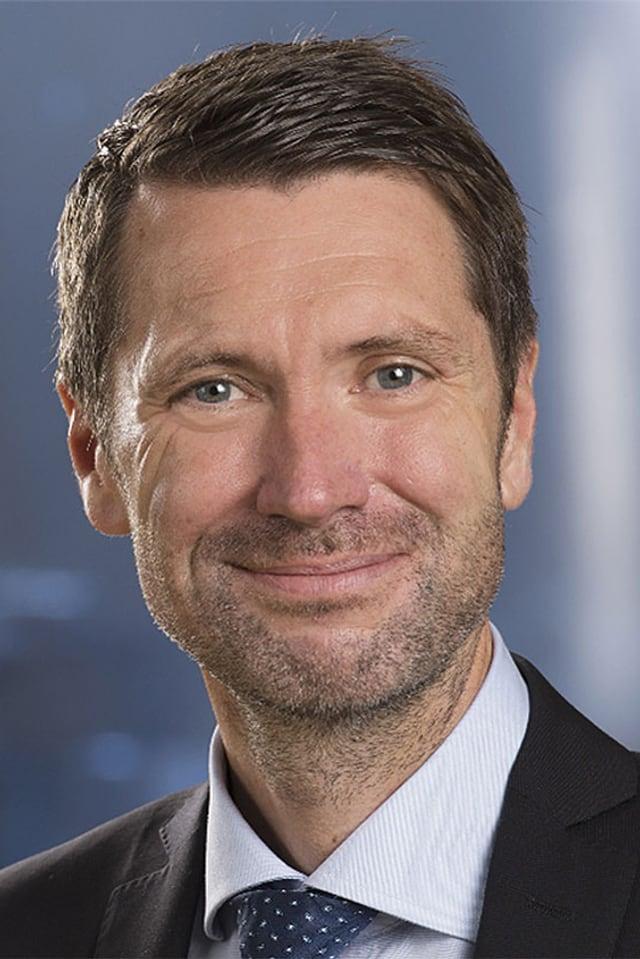 Porträt Peter Grünenfelder