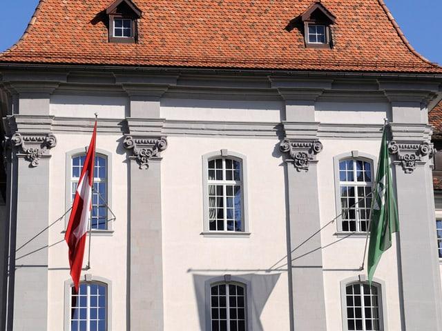 Kantonsratsgebäude SG