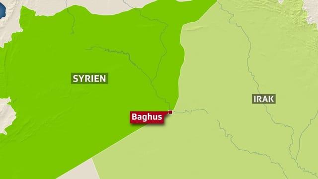 Karte Baghus.