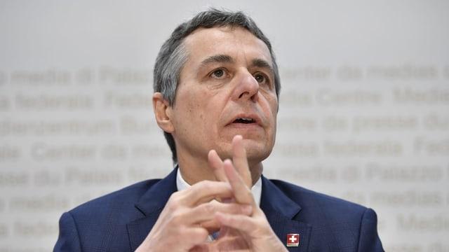 Ignazio Cassis.