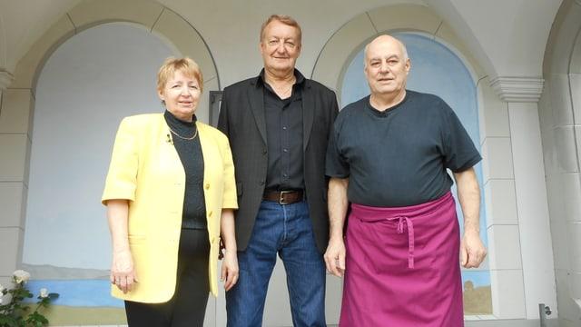 Video «Kanton St. Gallen – Tag 2 – Restaurant Landhaus (Wiederholung)» abspielen