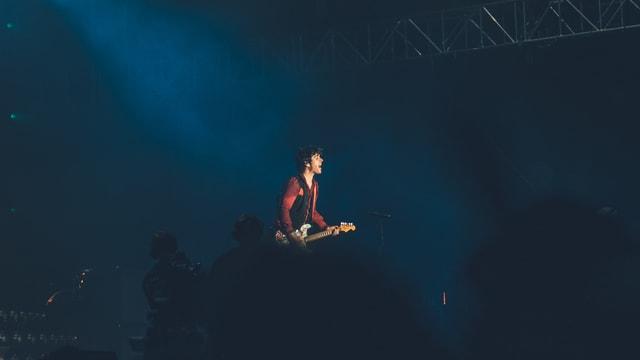 Green Day lieferten ab. Bestes Konzert vom Wochenende.
