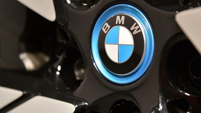 Das Zeichen von BMW