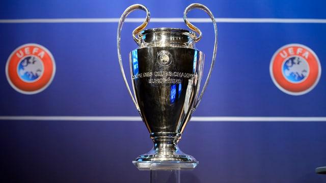 Champions-League-Pokal.