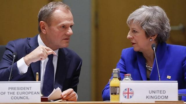 Nachverhandlungen mit der EU? Tusk lehnt ab  (Artikel enthält Audio)
