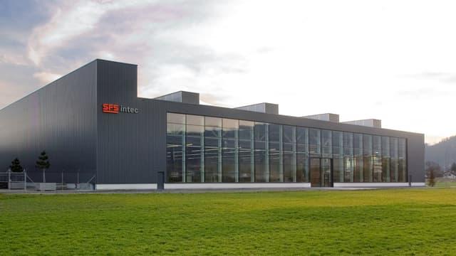 Der SFS Standort im St. Gallischen Heerbrugg