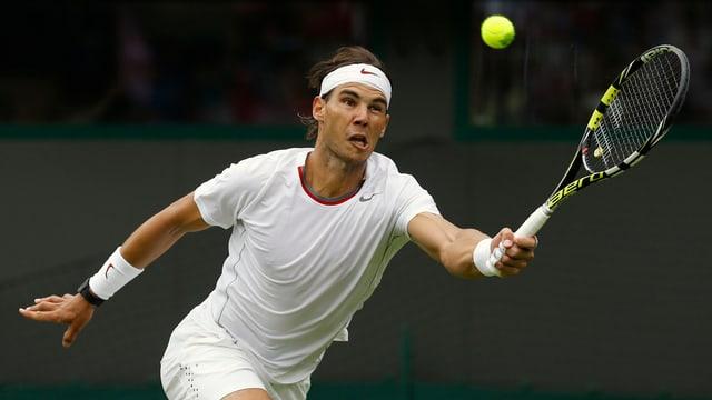 Rafael Nadal wird wohl bald wieder auf dem Tenniscourt stehen.