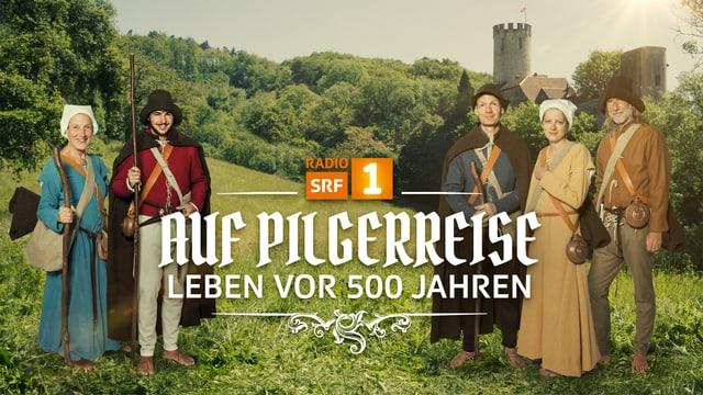 Pilgern vor 500 Jahren