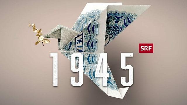 Das «1945»-Logo