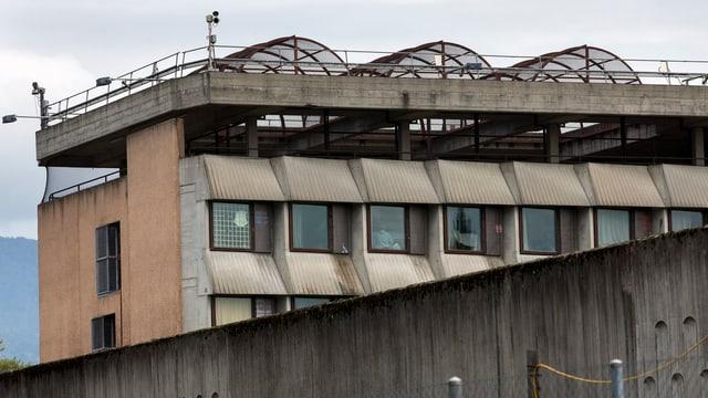 Das Gefängnis Champ-Dollon in Genf