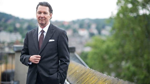 Porträt Martin Suter.